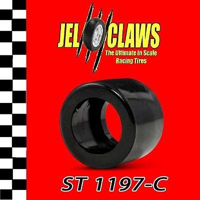 ST 1197-C 1/32 Scale Slot Car Racing Track Tires fits Carrera McLaren M20 Wheels