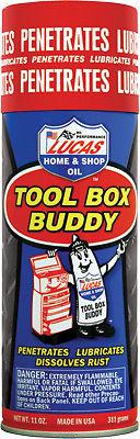 LUCAS TOOL BOX BUDDY 11OZ 10392