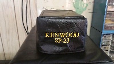 Kenwood SP-23 Ham Radio Amateur Radio Dust Cover
