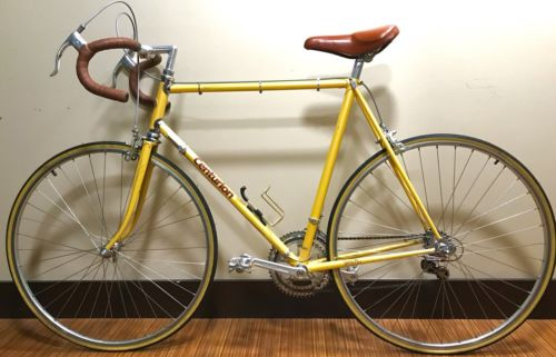 Vintage Centurion Semi-Pro 10-speed road bike - low miles!