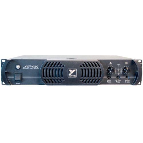 Yorkville Amplifiers Series - AP4K