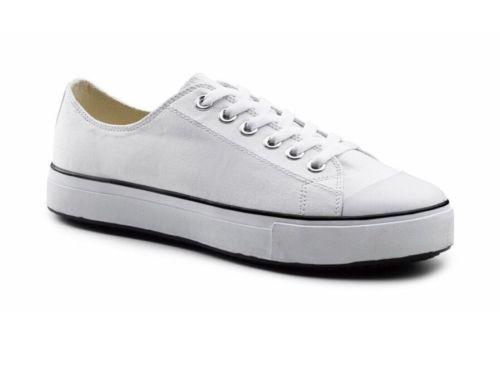 Keuka SureGrip Unisex Slip Resistant Work Shoes Men's Sz 7.5 Women's Sz 9 ??OAO