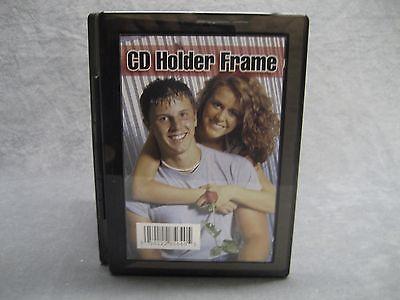 Wedding Video DVD/CD Holder 4 X 6  Picture Frame Holder