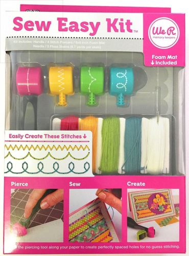 We R Memory Keepers - Sew Easy Kit
