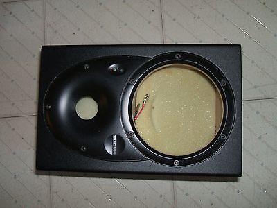 Speaker Cabinet From Mackie HR624 Studio Monitor w/Bezel