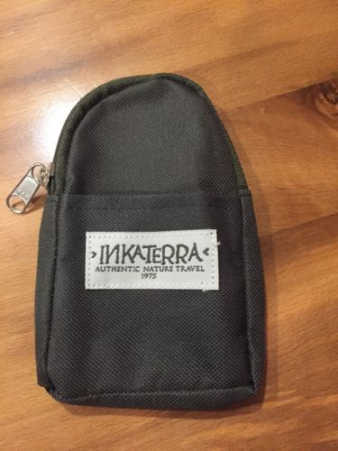 Inkaterra Peru Travel Pouch For Belt