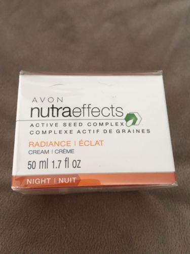 Avon Nutraeffects Radiance Face Cream