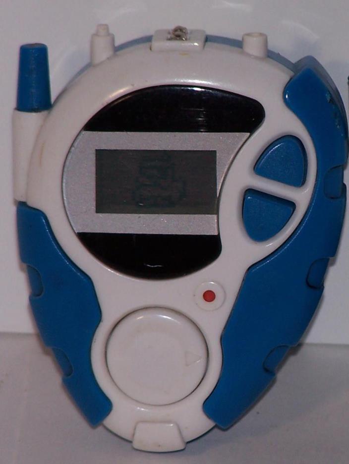 Digimon D3 Digivice Blue, Bandai 2000 preowned.
