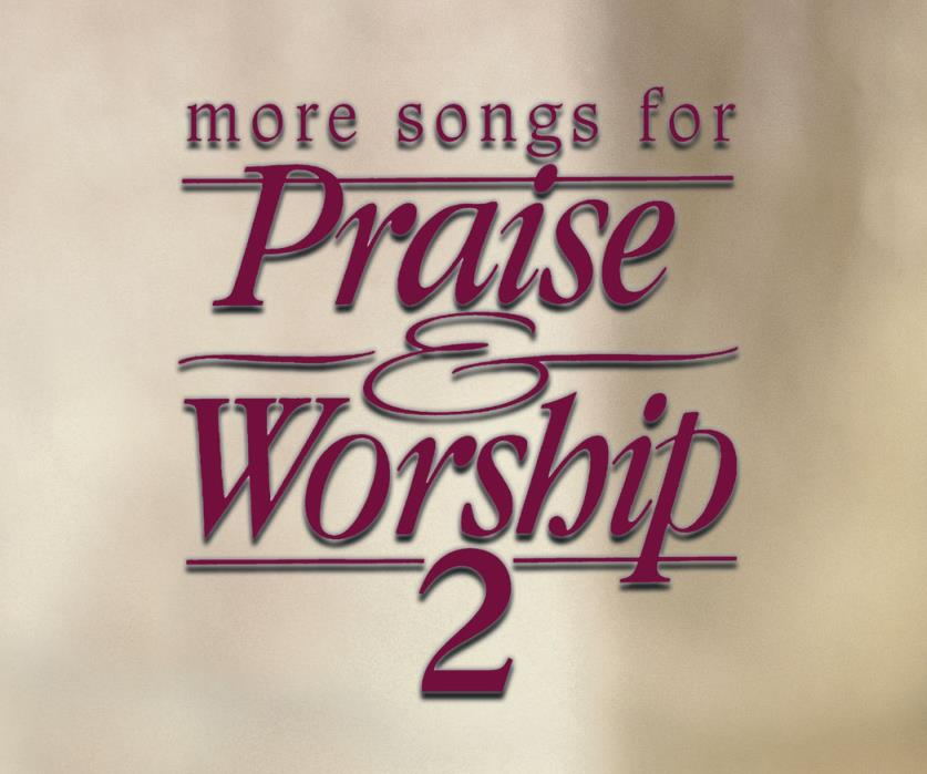 More Songs for Praise & Worship 2--Master Rhythm Bass & Drum (orch part book)