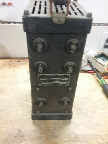 Esterline Angus potential transformer 60hz