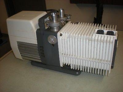 Tuthill KVAC 21 Dual Stage Rotary Vane Vacuum Pump - 115VAC