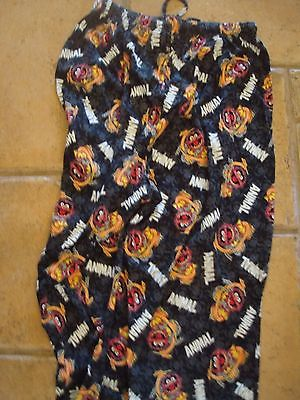 Muppets/ Disney cotton PJ pants : Small