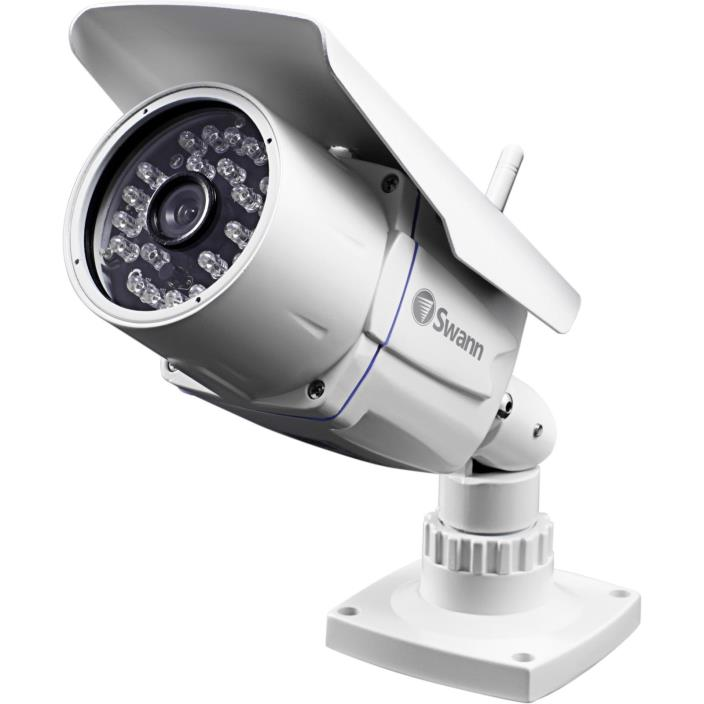SwannEye 720p HD Indoor / Outdoor Wi-Fi All Weather Camera  Swann ADS-460