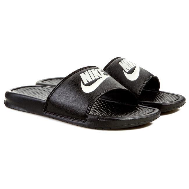 Nike Benassi JDI Men's size 11 Sandals Slides Slippers Sandal Slide 343880-090