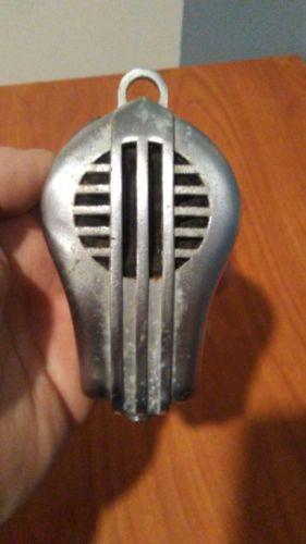 OLD VINTAGE STROMBERG CARLSON  TURNER DYNAMIC MICROPHONE HEAD MODEL 9 D
