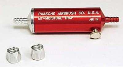 Paasche Mt Airbrush Moisture Trap 026614061718