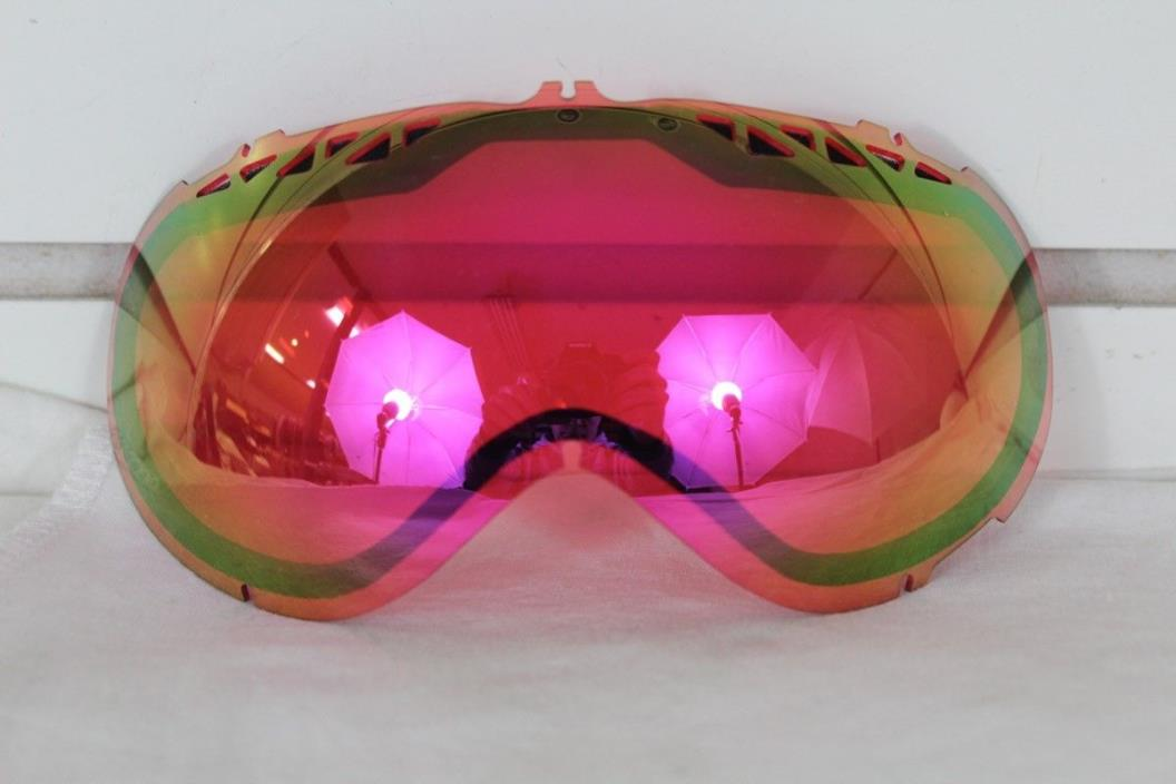New Anon Solace Snowboard Goggles Replacement Lens Mirror Pink SQ