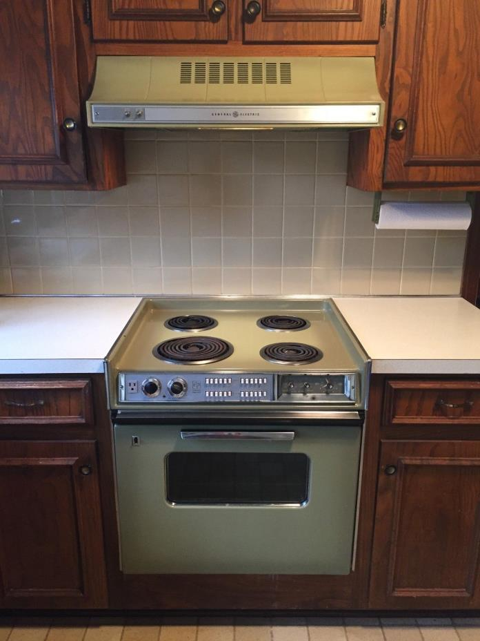 Ge Vintage Stove For Sale Classifieds