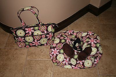Posh By Tori Diaper Bag and matching Shopping Cart Cover
