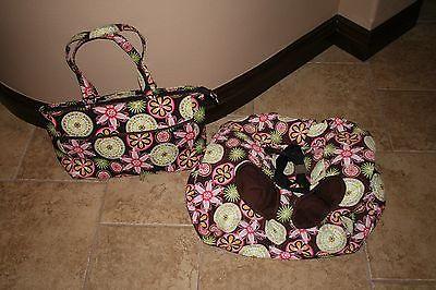 Posh By Tori Diaper Bag and matching Shopping Cart Cover