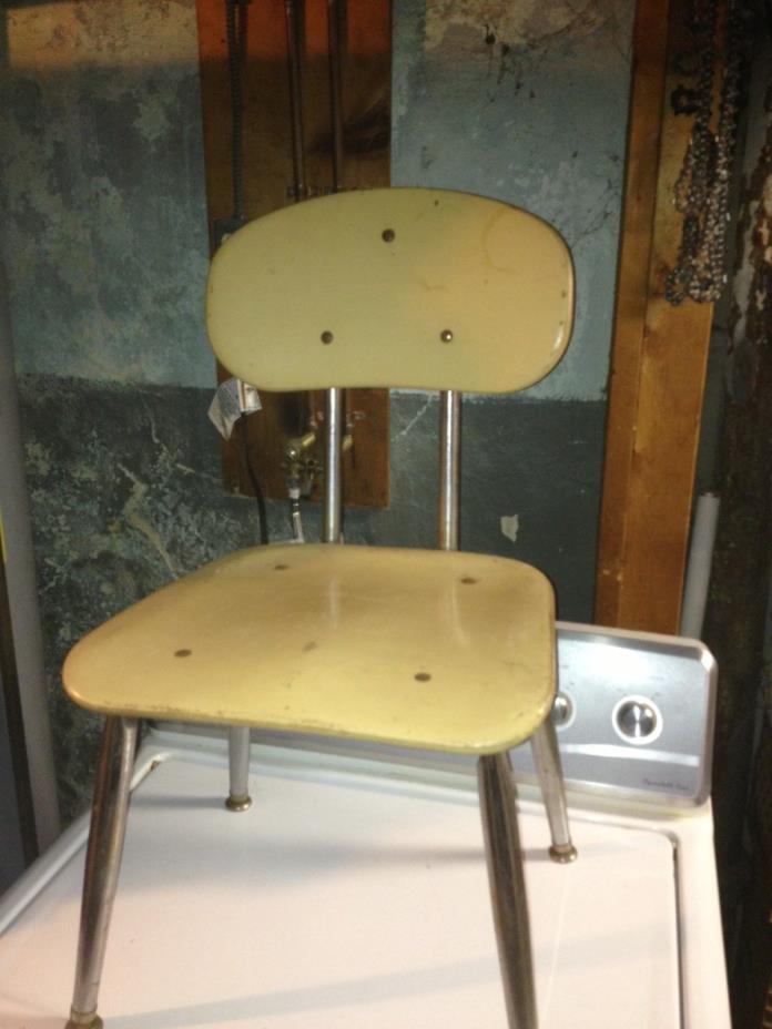 Small Child's School  Desk Chair...U.S.A.