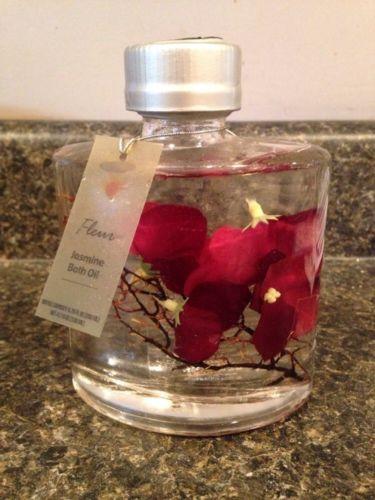 Shonfeld's Fleur Jasmine Bath Oil  Beautiful Bottle Sealed