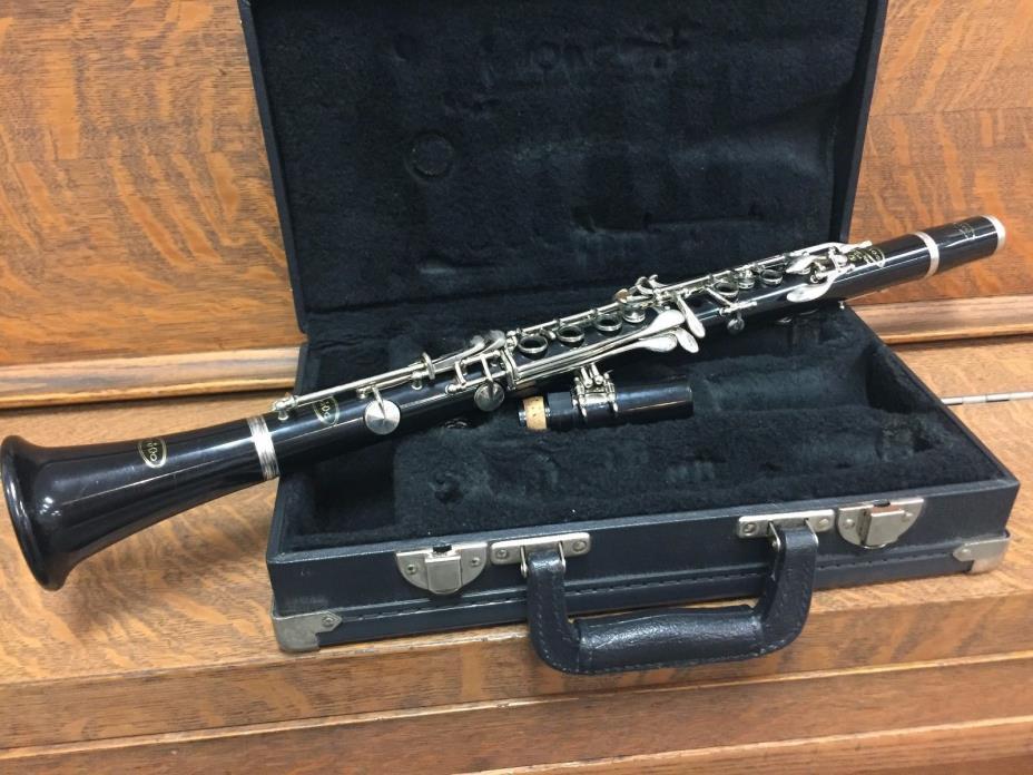 Vito 7212 Reso-Tone Bb Clarinet