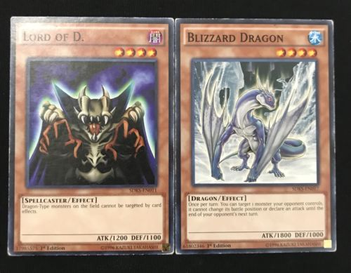 Yugioh Ocean Dragon Lord - For Sale Classifieds