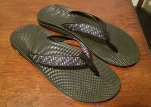 Chaco Mens Flip Flops Size 14
