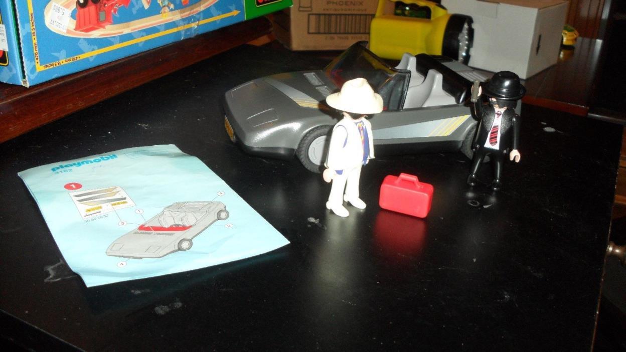 Playmobil 3162 City Lite Getaway Car RARE no box