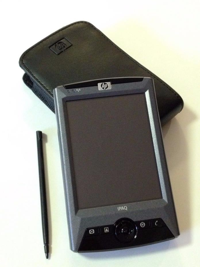 HP iPAQ rx3715 Mobile Media PDA