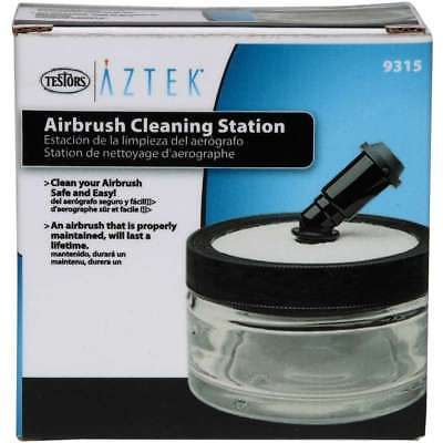 Aztek Airbrush Cleaning Station  075611931500