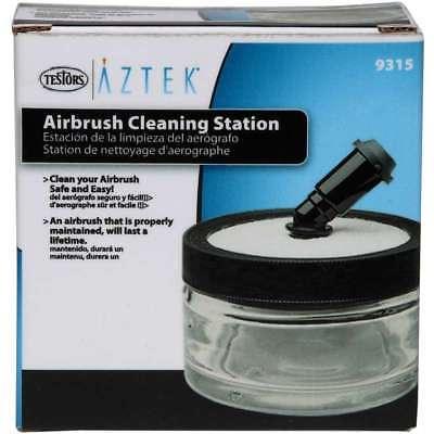 Aztek Airbrush Cleaning Station  075611931500