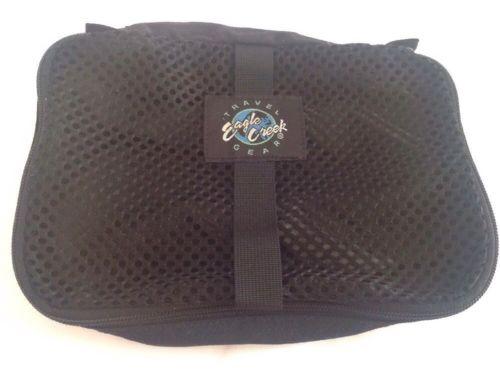 Eagle Creek Pack It Packing Compression Travel Case Bag Half Cube Black 10