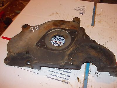 Ford 9N Tractor IH GOOD engine motor front cover panel
