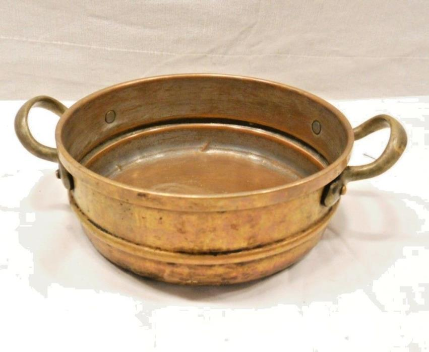 B & M DOURO COPPER PAN, MADE IN PORTUGAL