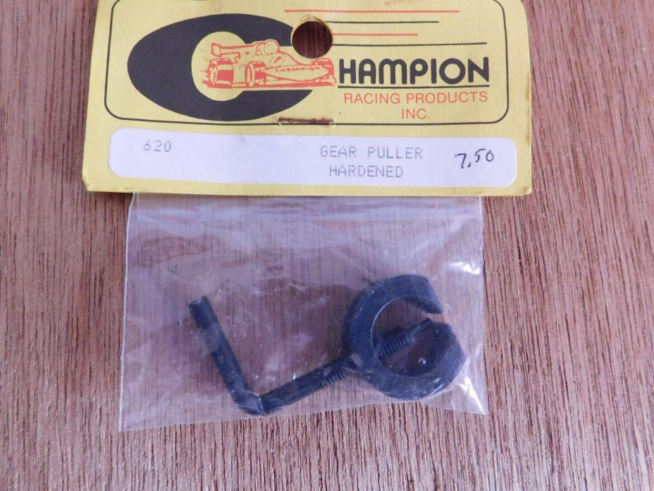 CHAMPION RACING PRODUCTS SLOT CAR #620 HARDENED GEAR PULLER