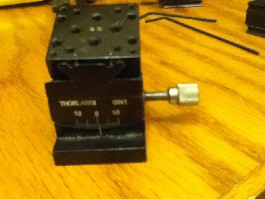Thorlabs GN2 Small Dual-Axis Goniometer Small platform (used)