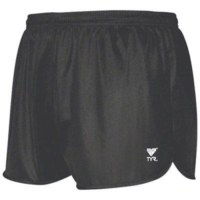 TYR Resistance Short Men's Swimsuit: Black LG