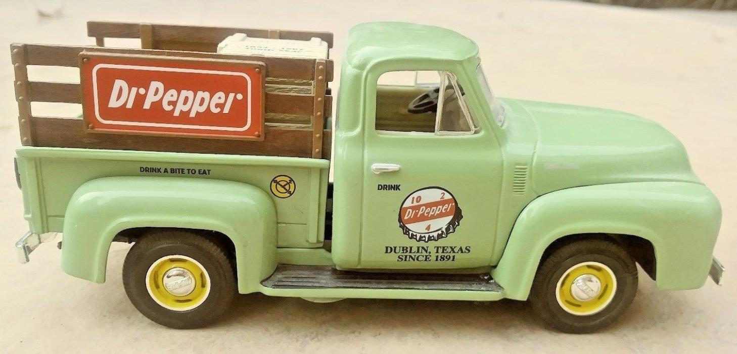 1958 FORD DUBLIN DR PEPPER DELIVERY TRUCK