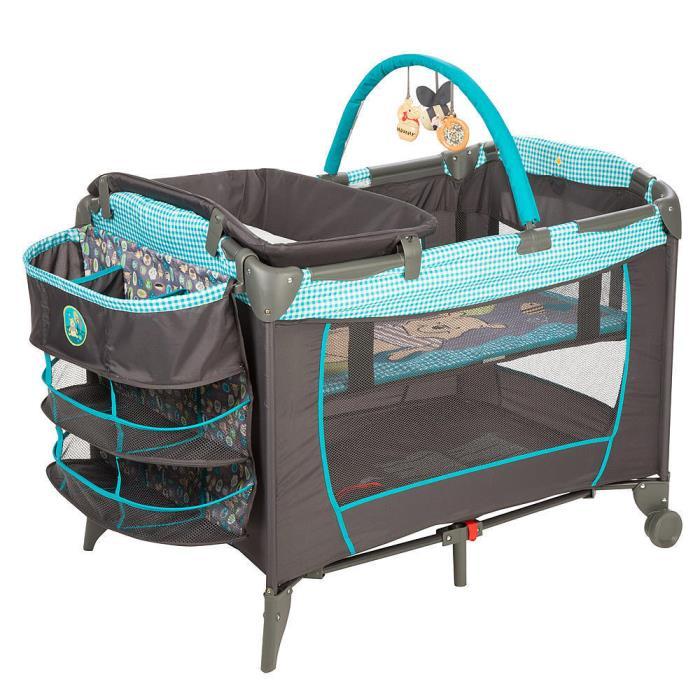 Disney Pooh Play Yard Folding Crib Baby Pack N Play Bassinet INTERNATIONAL SHIP