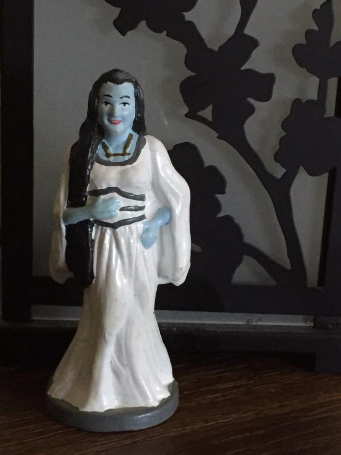 The Munsters PVC Figure Lilly 1964 KAYRO-VUE PRO