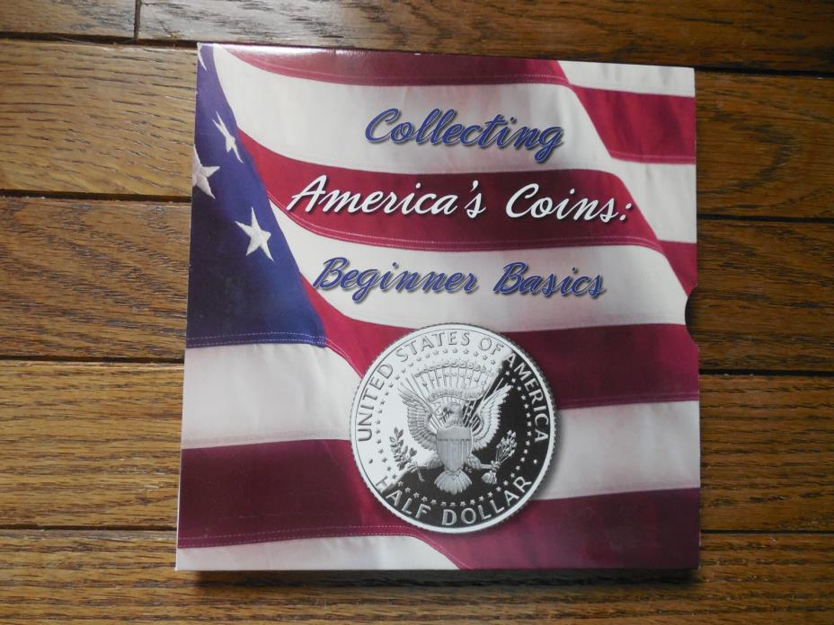 2005 U.S. Mint Collecting America's Coins Beginner Basics United States Coin