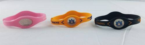 Power Force Silicone Bracelet. Free Shipping. Size M