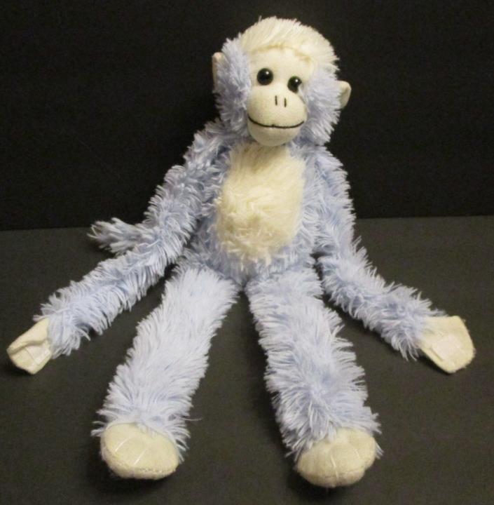 Baby Blue Monkey Plush Hanging 14