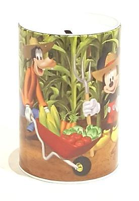 New Round Disney Mickey Mouse Clubhouse Metal Coin Bank 4