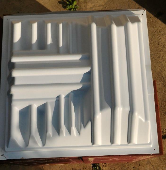 Auralex T'Fusor 3D Sound Diffusion Panels (4)