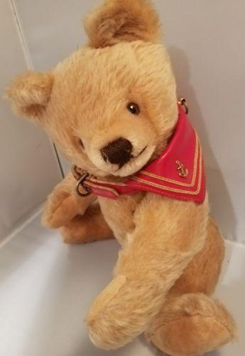 Vintage Steiff Original Teddy Bear with Growler
