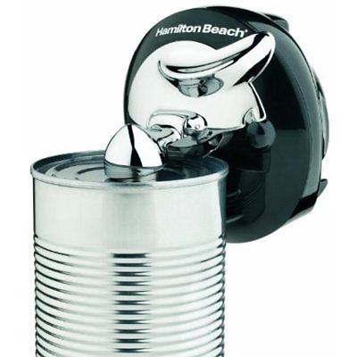 Hb Can Openers Compact Black