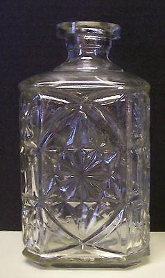 Gorgeous Glass Whiskey Wine Liquor Decanter Bottle
